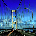 Mackinac Bridge July 2017 by Joseph Coulombe