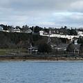 Mackinac Island Panorama by Keith Stokes
