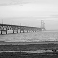 Mackinaw Bridge by Scott Hovind