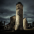 Mackinaw Point Lighthouse by Ehrlich Gallery