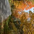 Mack's Mountain Road by George Scheller