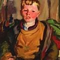 Macnamara 1925 by Henri Robert