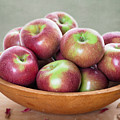 Macoun Apples by Ann Jacobson
