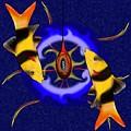 Macrachantis V1 - Colourful Fish by Cersatti