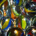 Macro Marbles by Robert Storost