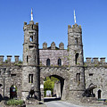 Macroom Castle Ireland by Teresa Mucha