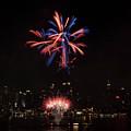 Macy's Fireworks II by David Hahn