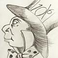 Mad Hatter by Gillian Singleton
