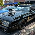 Mad Max Ford Falcon Xb Gt by Randy Scherkenbach