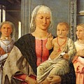 Mad-senigallia Piero Della Francesca by Eloisa Mannion