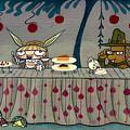 Mad Tea Party by Kaori Hamura Long