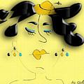 Madam 2 by Iris Gelbart