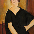 Madame Amedee by Amedeo Modigliani