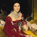 Madame De Senonnes by Ingres