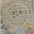 Madame Jumel's Garden by Virginia Richards
