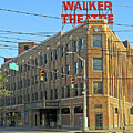Madame Walker Theater, Indianapolis by Steve Gass