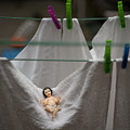 Made In China Baby Jesus by Rafa Rivas