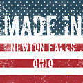 Made In Newton Falls, Ohio by Tinto Designs