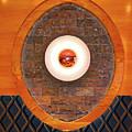 Art Deco Cafe Wall Light by Wilf Doyle