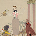 Mademoiselle De Maupin by Georges Barbier