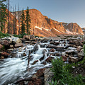 Madicine Bow Waterfall by Aaron Spong