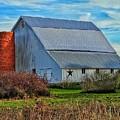 Madison County Barn Love by Renee Longo