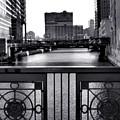 Madison Street Bridge - 3 by Ely Arsha