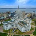 Madison Wisconsin by Randy Kostichka