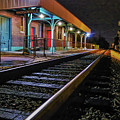 Madisonville Train Depot by Chad Fuller