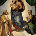 Madonna 1513 by Rafael