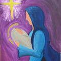 Madonna And Child by Donielle Boal