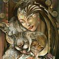 Madonna by Blaze Warrender