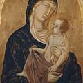 Madonna by Duccio
