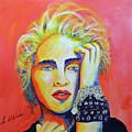 Madonna by Lee Wolf Winter