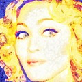 Madonna Pearlesqued Fragmented In The Mix by Catherine Lott