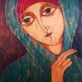 Madonna by Rae Chichilnitsky
