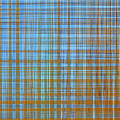 Madras Plaid by Gina Harrison