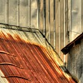 Madsen Grain Roof by Jerry Sodorff