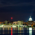 Madtown Skyline by Todd Klassy