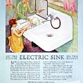 Magazine Ad, 1926 by Granger