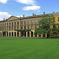 Magdalen New Building by Tony Murtagh