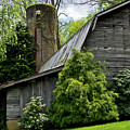 Maggie Valley Barn by Patrick Moore