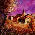 Magic Autumn  by Pol Ledent