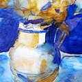 Magic Calendulae by Jasna Dragun