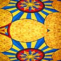 Magic Carpet by Marian Bell