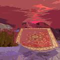 Magic Carpet Ride by Melody Crighton