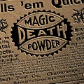 Magic Death Powder by Ed Smith