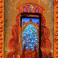 Magic Door Of Santa Fe by Susan Vineyard