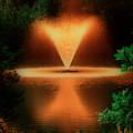 Magic Fountain  Hdr by Thomas  MacPherson Jr