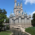 Magic Kingdom Cinderella's Castle #2 by Debra K Gallagher